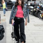 Charli XCX Arrives at BBC Broadcasting House in London