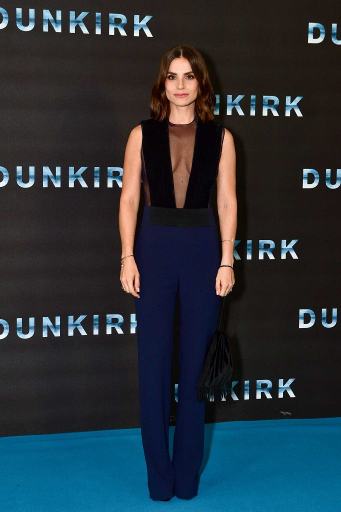 Charlotte Riley at the Dunkirk World Premiere in London-1