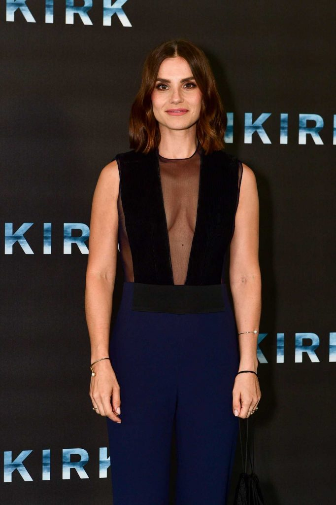 Charlotte Riley at the Dunkirk World Premiere in London-2