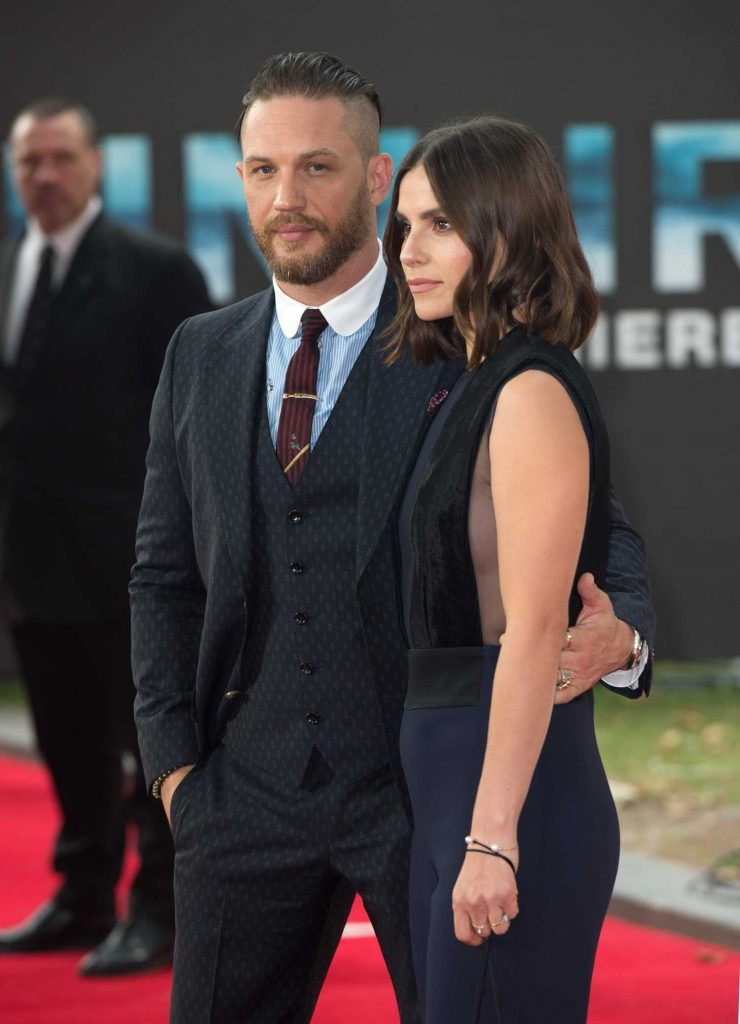 Charlotte Riley at the Dunkirk World Premiere in London-4