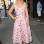 Claire Danes Arrives at Brigsby Bear Screening at Landmark Sunshine Cinema in New York City