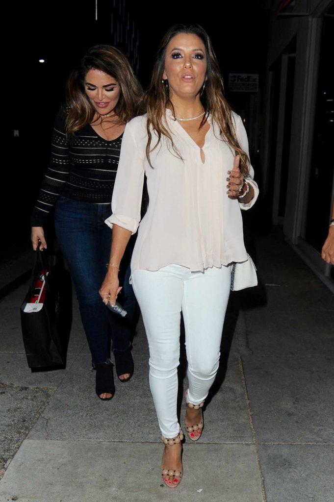 Eva Longoria Night Out in Beverly Hills-1
