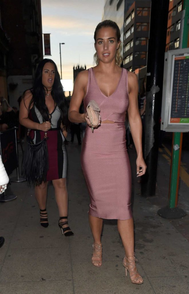 Gemma Atkinson Night Out in Manchester-4
