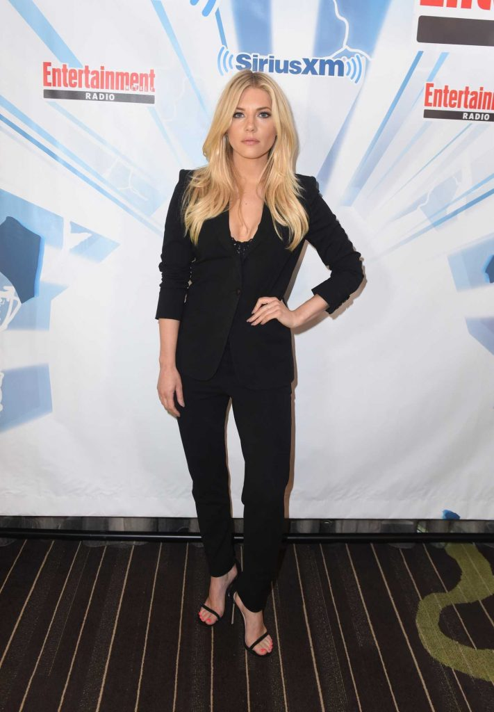 Katheryn Winnick at the SiriusXM's Entertainment Weekly Radio Channel Broadcasts from San Diego Comic Con-1