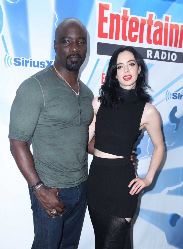 Krysten Ritter at the SiriusXM's Entertainment Weekly Radio Channel Broadcasts from San Diego Comic Con-3