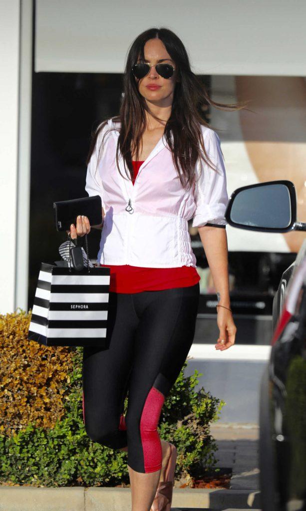 Megan Fox Was Seen Out in Malibu-4