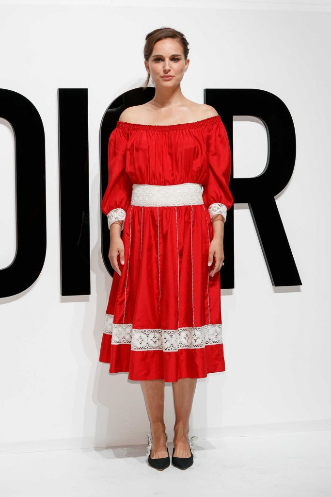 Natalie Portman at Dior for Love Event in Tokyo-1