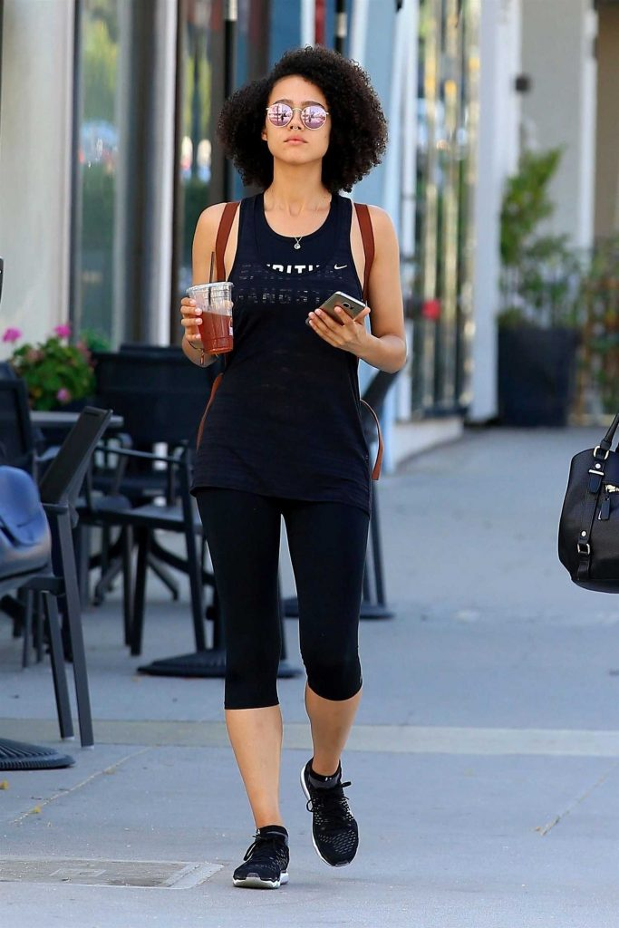 Nathalie Emmanuel Was Seen Out in Beverly Hills-2