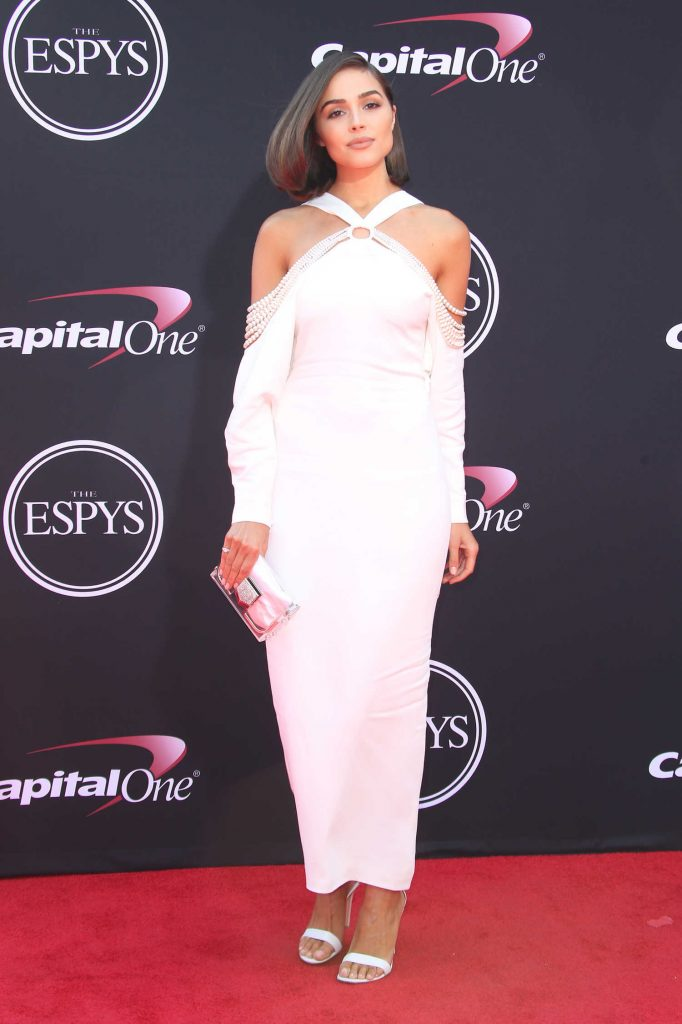Olivia Culpo at the 2017 ESPY Awards in Los Angeles-1