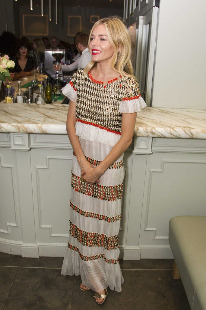 Sienna Miller at Cat on a Hot Tin Roof Play After Party in London-2