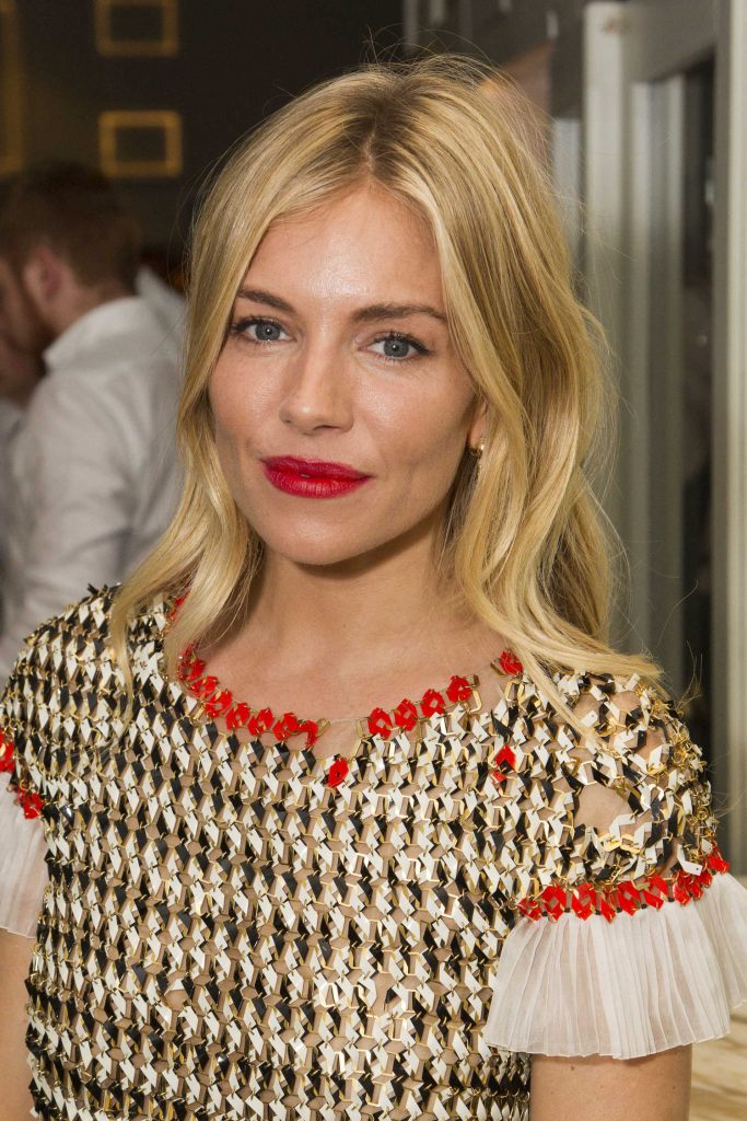 Sienna Miller at Cat on a Hot Tin Roof Play After Party in London-5