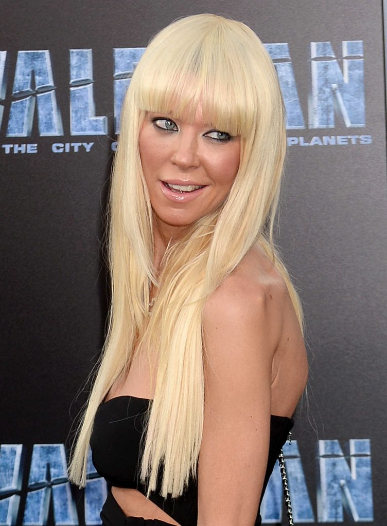 Tara Reid at the Valerian and the City of a Thousand Planets Premiere in Hollywood-4