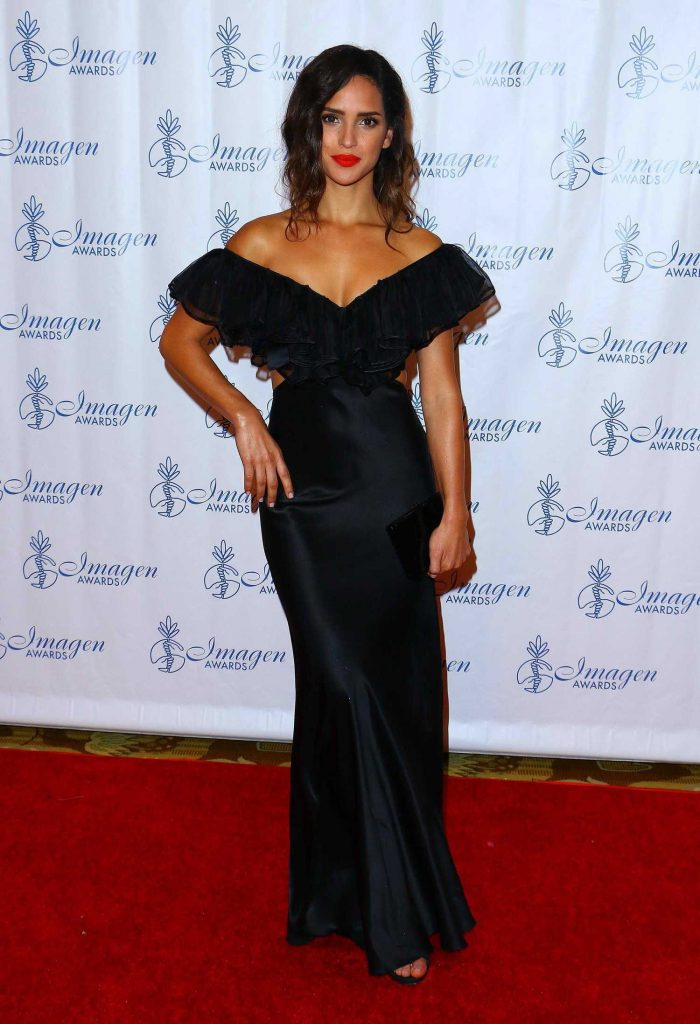 Adria Arjona at the 32nd Annual Imagen Awards in Los Angeles-3
