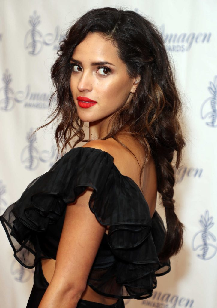 Adria Arjona at the 32nd Annual Imagen Awards in Los Angeles-4