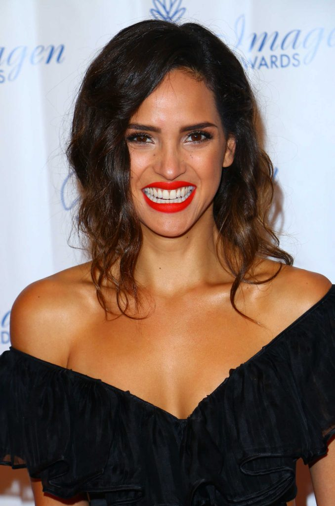 Adria Arjona at the 32nd Annual Imagen Awards in Los Angeles-5