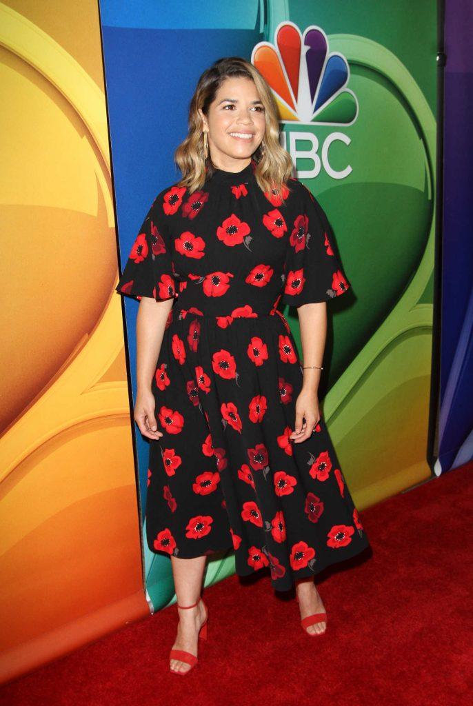 America Ferrera at NBC Summer TCA Press Tour in Beverly Hills-4