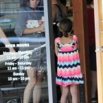 Bethany Joy Lenz Stops for Some Ice Cream With Her Daughter in Studio City