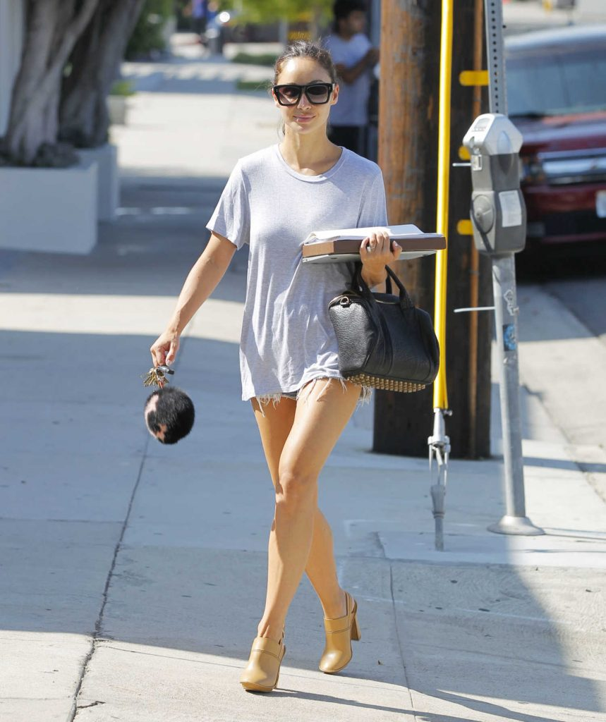 Cara Santana Was Seen Out in Beverly Hills-3