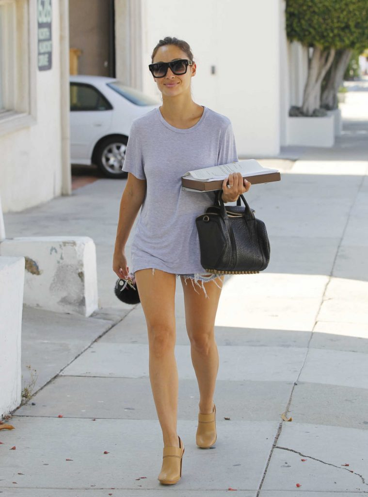 Cara Santana Was Seen Out in Beverly Hills-4