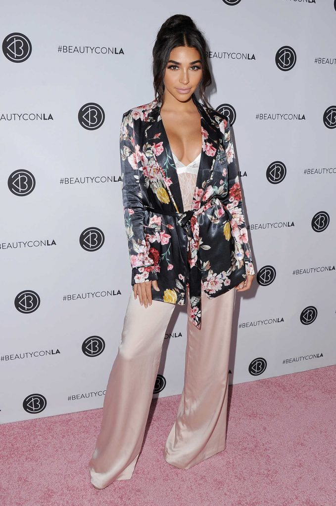 Chantel Jeffries at the 5th Annual BeautyCon Festival Los Angeles-1
