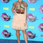 Chloe Lukasiak at 2017 Teen Choice Awards in Los Angeles