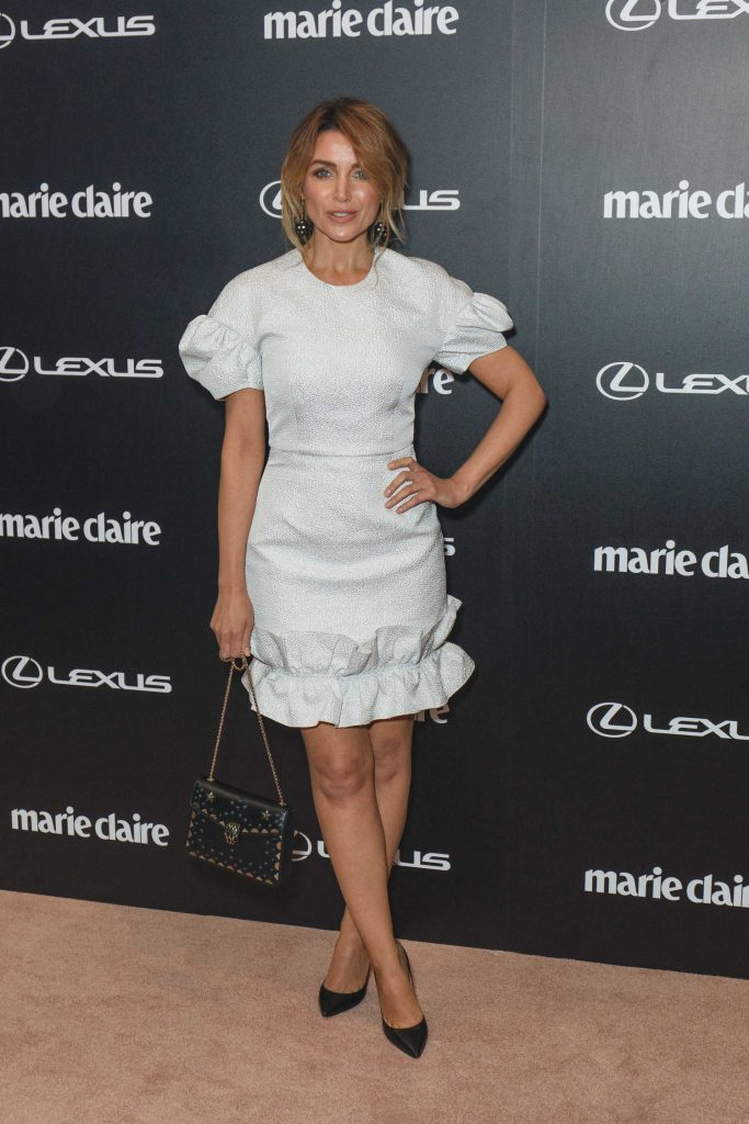 Dannii Minogue at 2017 Marie Claire Awards at Fox Studios in Sydney-1