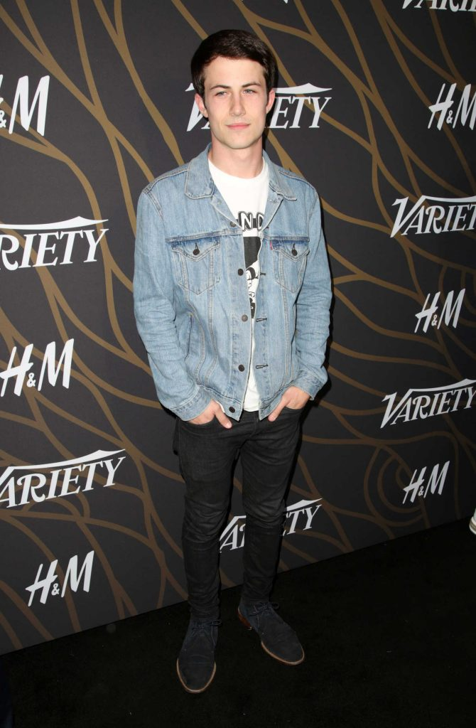 Dylan Minnette at Variety Power of Young Hollywood in Los Angeles-1