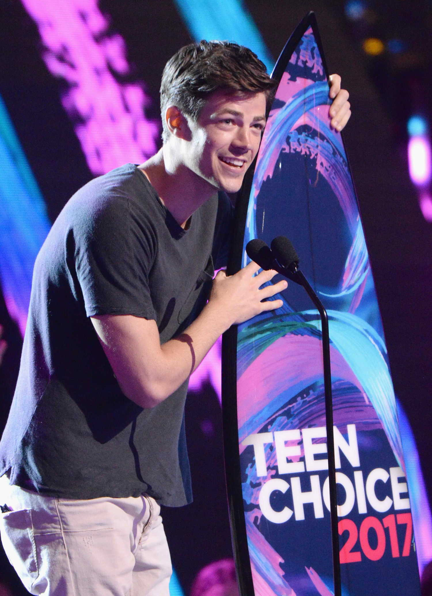Charming message teen choice awards tv here