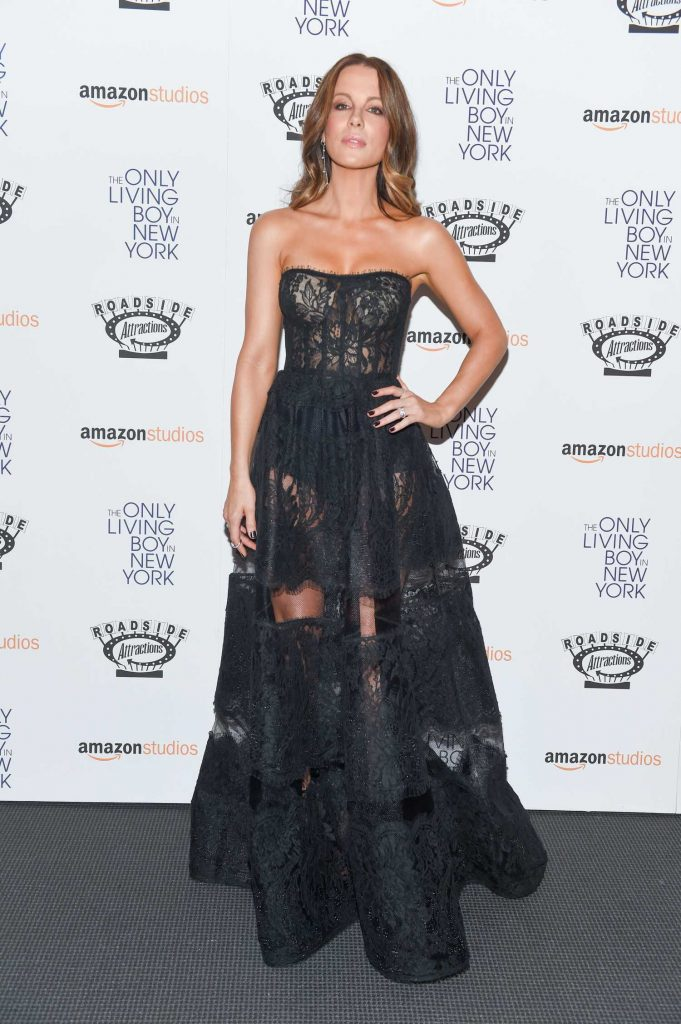 Kate Beckinsale at The Only Living Boy in New York Premiere in NYC-1