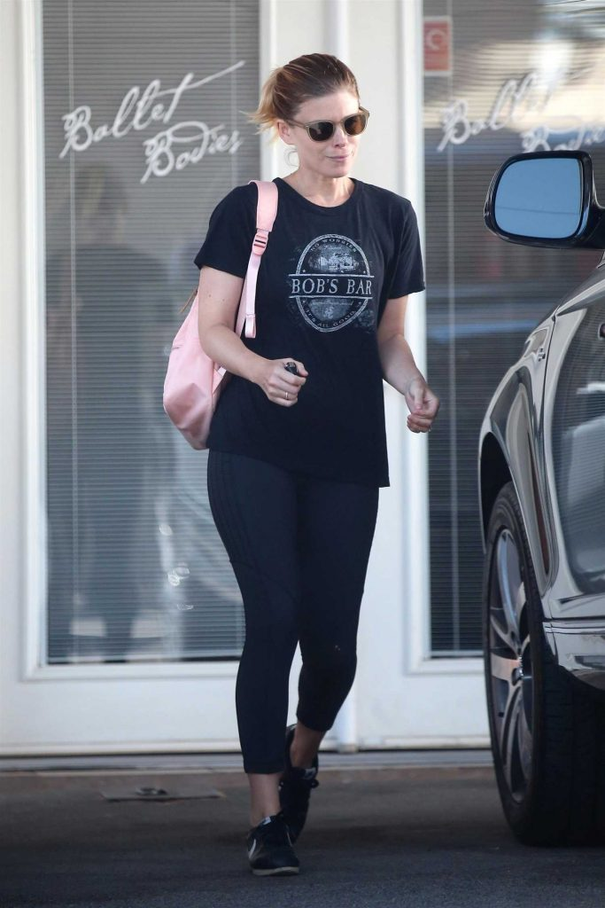 Kate Mara Leaves a Workout in Hollywood-3