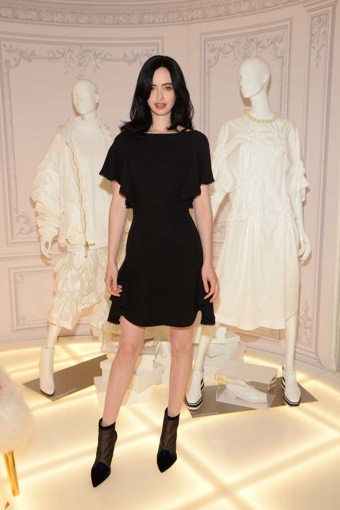Krysten Ritter Celebrates the 10th Birthday of 10022-Shoe at Saks Fifth Avenue in New York-1