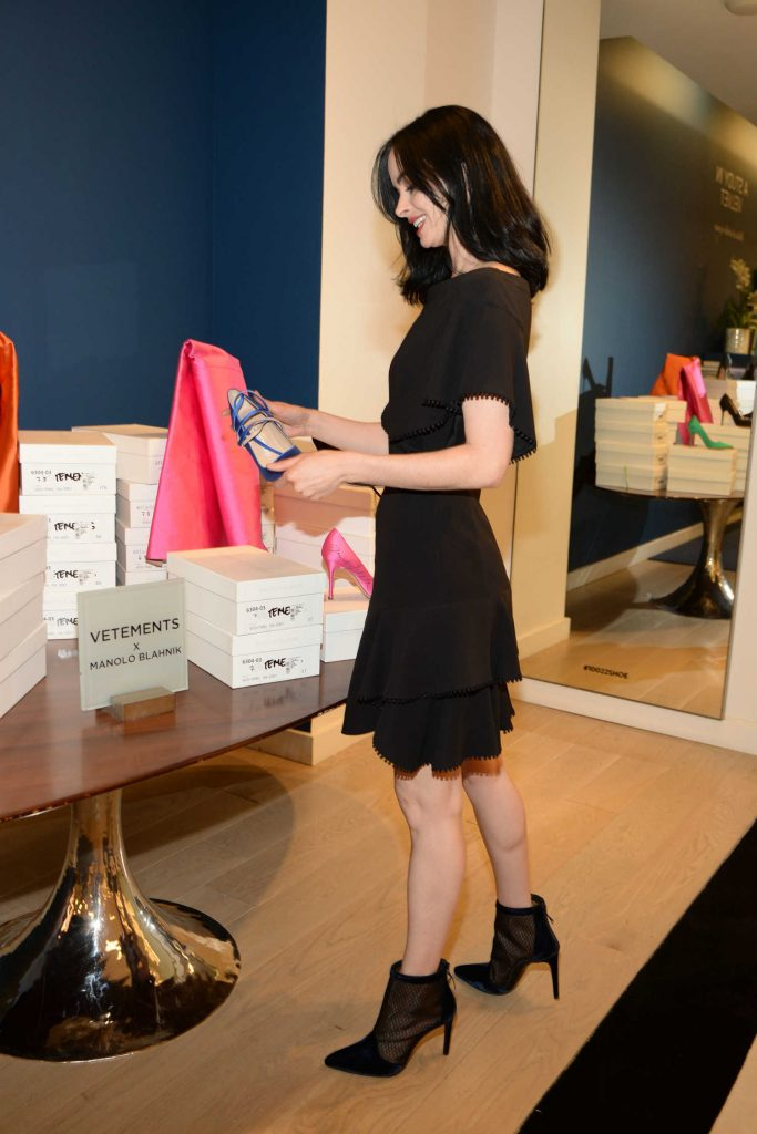 Krysten Ritter Celebrates the 10th Birthday of 10022-Shoe at Saks Fifth Avenue in New York-2