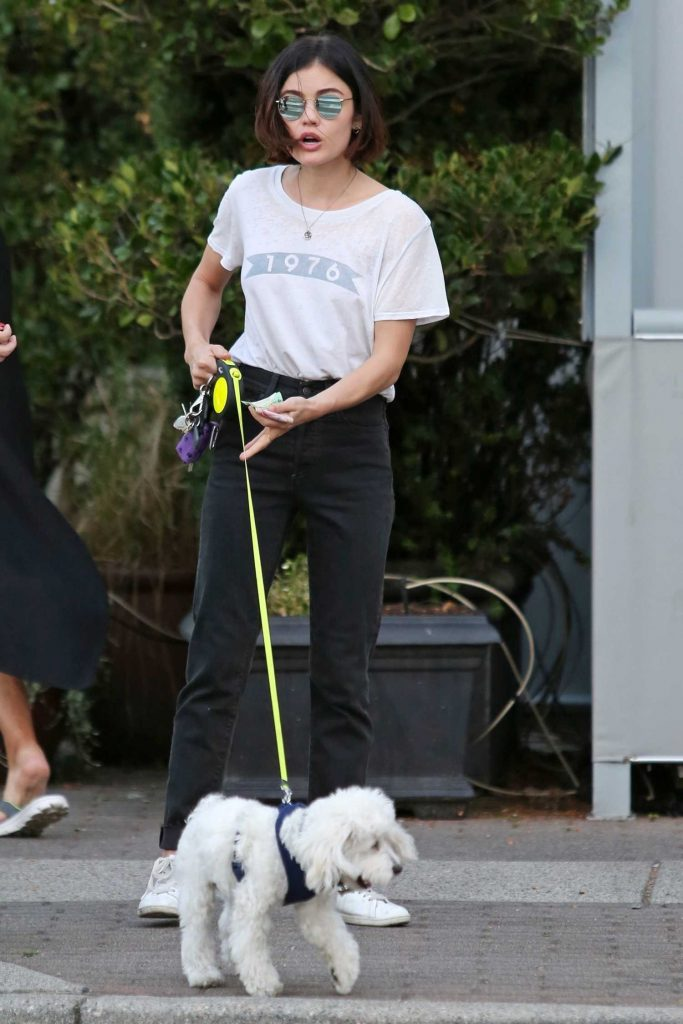 Lucy Hale Makes a Withdrawal to pay Her Dog Sitter in Vancouver-3
