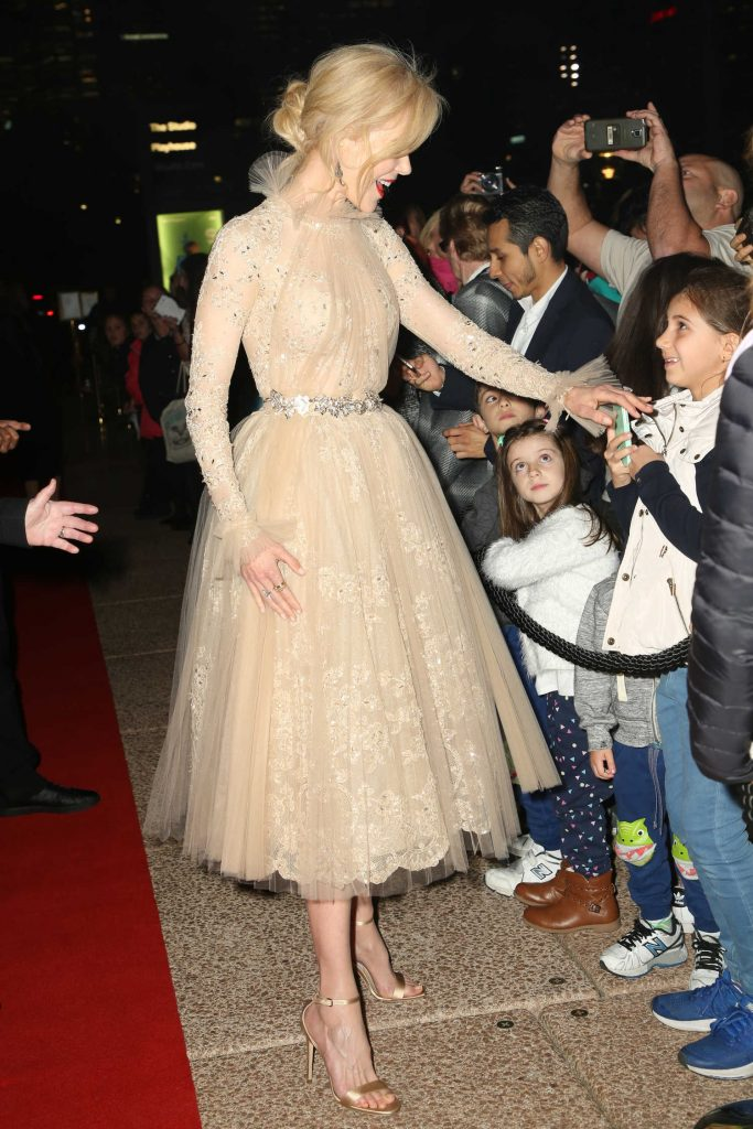 Nicole Kidman Attends Top of the Lake: China Girl Premiere in Sydney-4