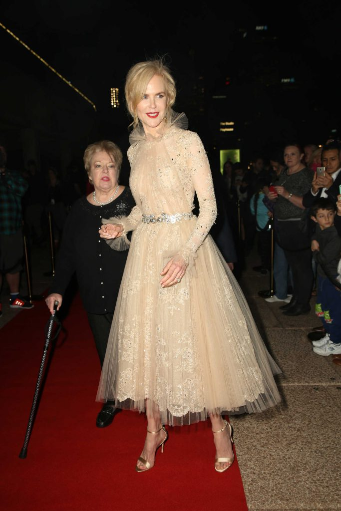 Nicole Kidman Attends Top of the Lake: China Girl Premiere in Sydney-5