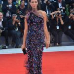 Rebecca Hall at Downsizing Photocall During the 74th Venice Film Festival in Italy