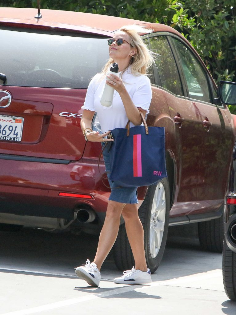 Reese Witherspoon Was Seen Out in LA-1