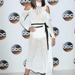 Serinda Swan at Disney ABC TCA Summer Press Tour in Beverly Hills