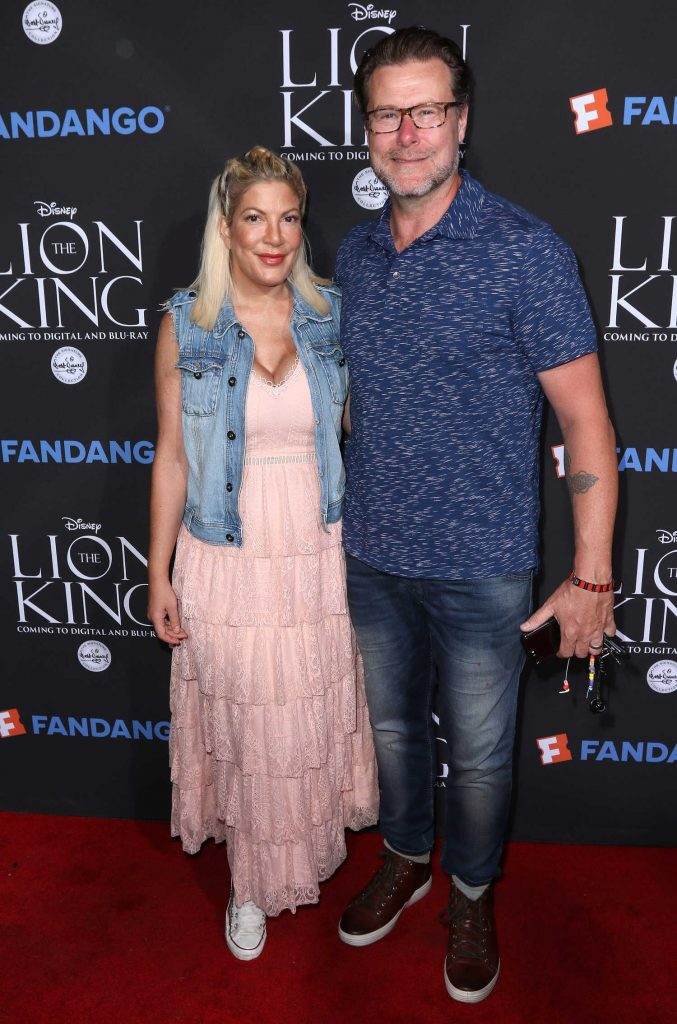 Tori Spelling at The Lion King Sing-Along in Los Angeles-2