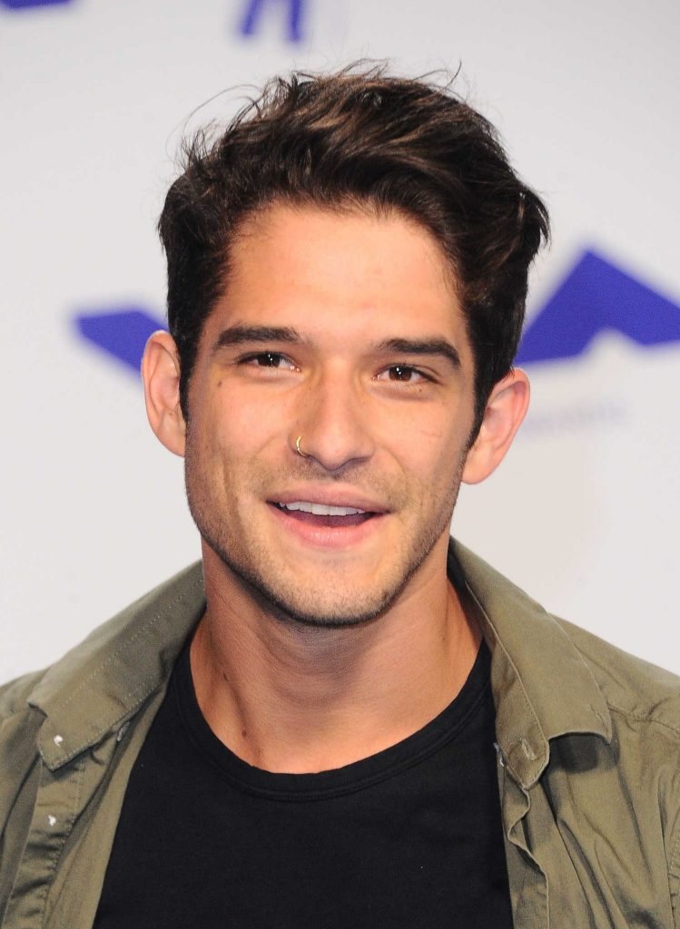 Tyler Posey at the 2017 MTV Video Music Awards in Los Angeles-5