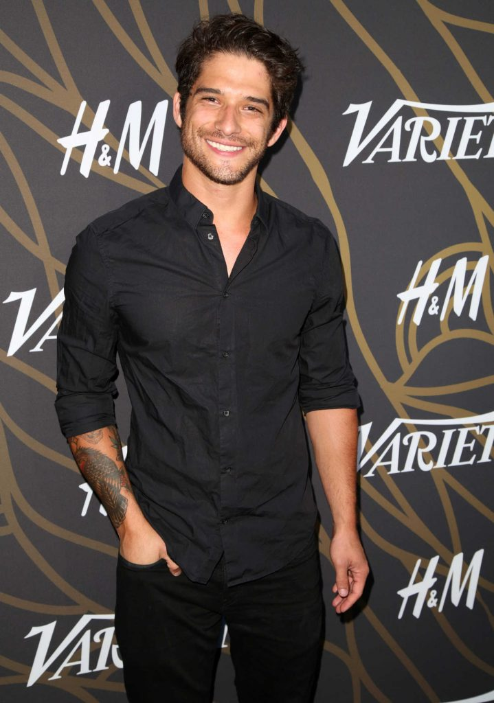 Tyler Posey at Variety Power of Young Hollywood in Los Angeles-4