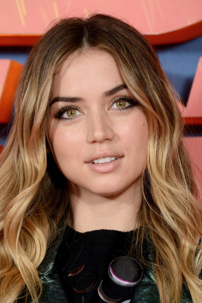 Ana de Armas at the Blade Runner 2049 Photocall in London-5