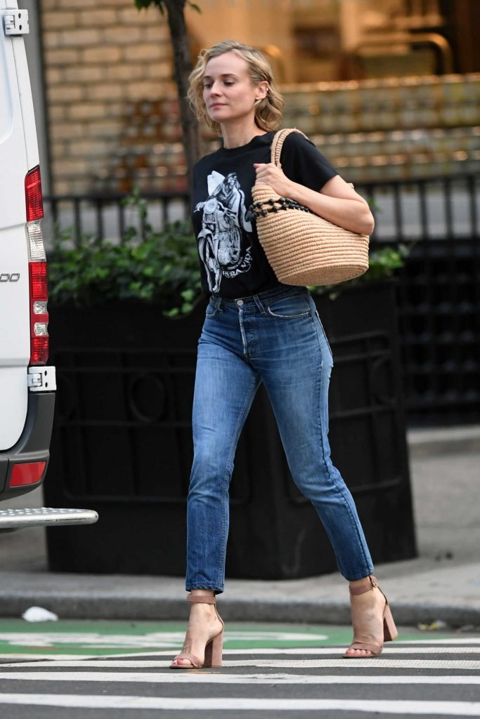 Diane Kruger Was Seen Out in New York City-2