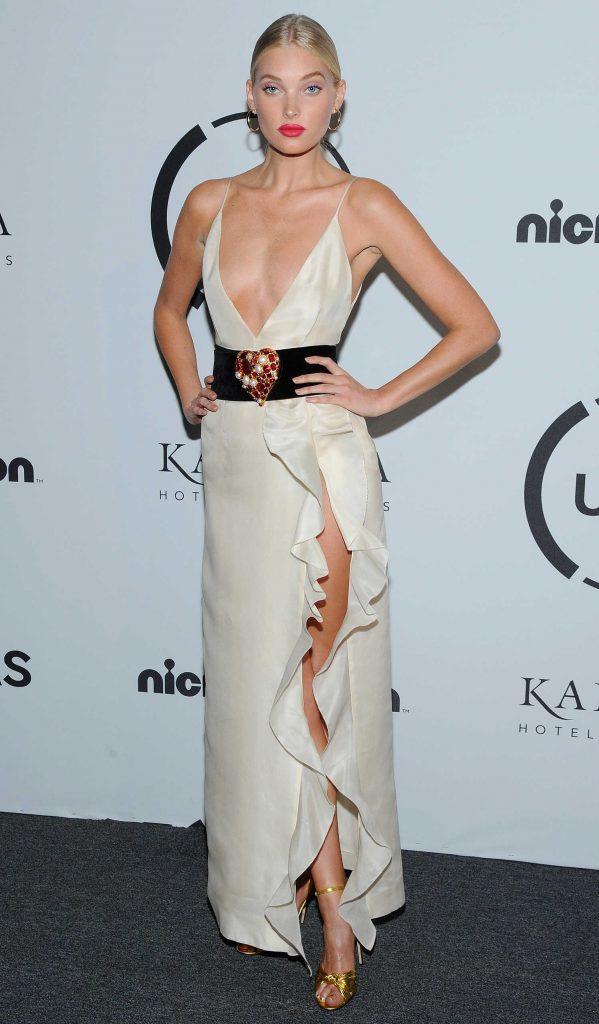 Elsa Hosk Attends UNITAS Gala Against Human Trafficking in NYC-3