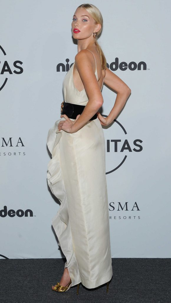 Elsa Hosk Attends UNITAS Gala Against Human Trafficking in NYC-4