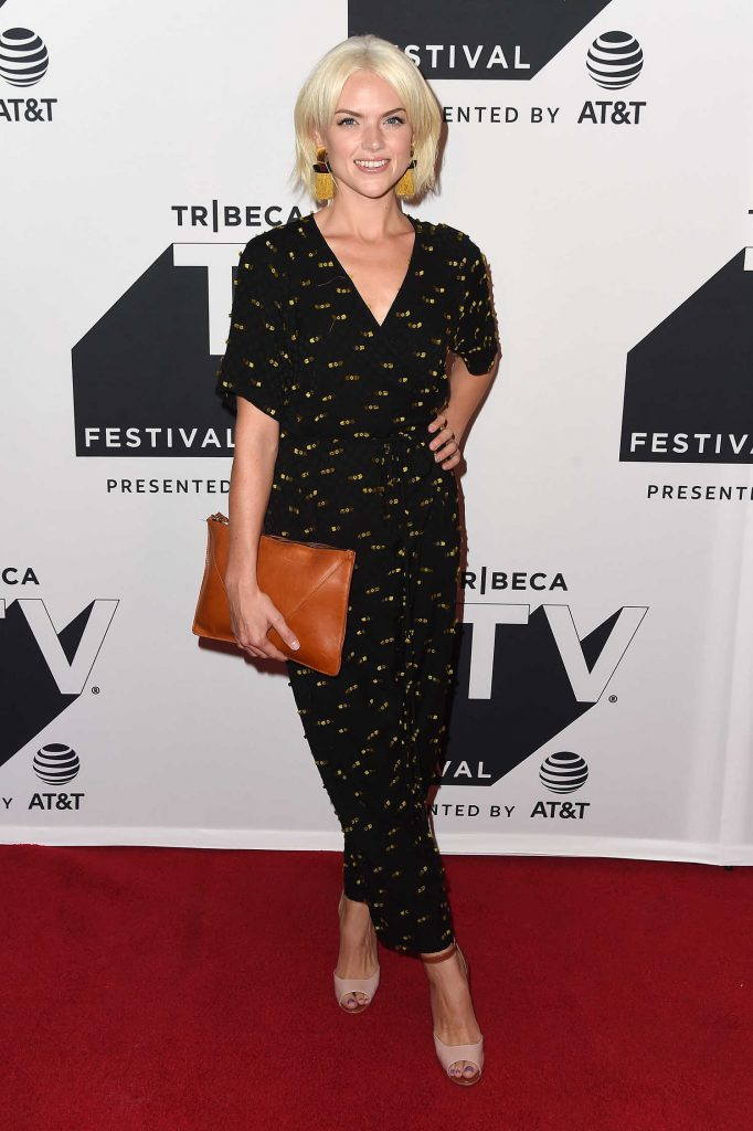Erin Richards at the Gotham Sneak Peek During Tribeca TV Festival in NYC-1