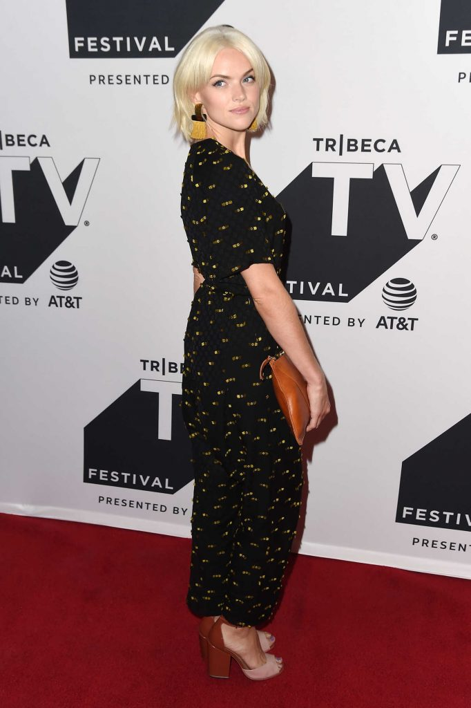 Erin Richards at the Gotham Sneak Peek During Tribeca TV Festival in NYC-2
