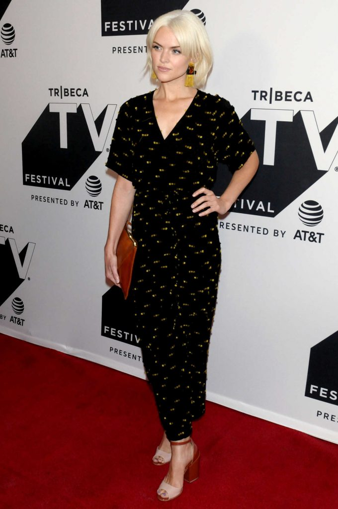 Erin Richards at the Gotham Sneak Peek During Tribeca TV Festival in NYC-3