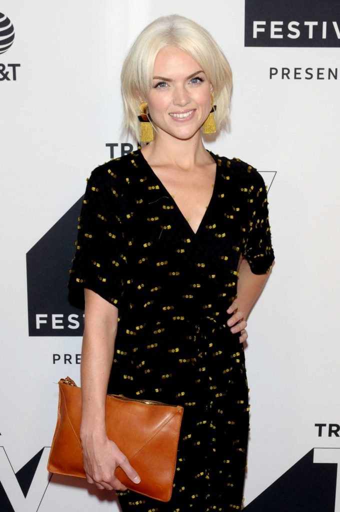 Erin Richards at the Gotham Sneak Peek During Tribeca TV Festival in NYC-4