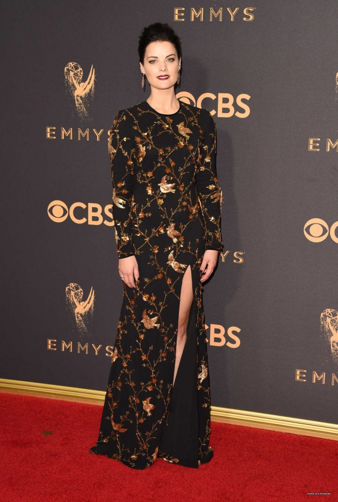 Jaimie Alexander at the 69th Annual Primetime Emmy Awards in Los Angeles-1